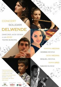 Concierto en Morella por Delwende