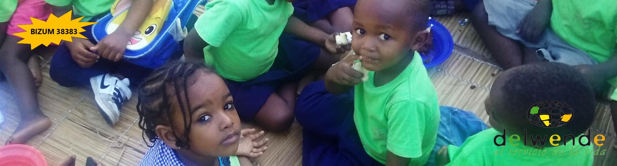 Niños Escolinha Mozambique