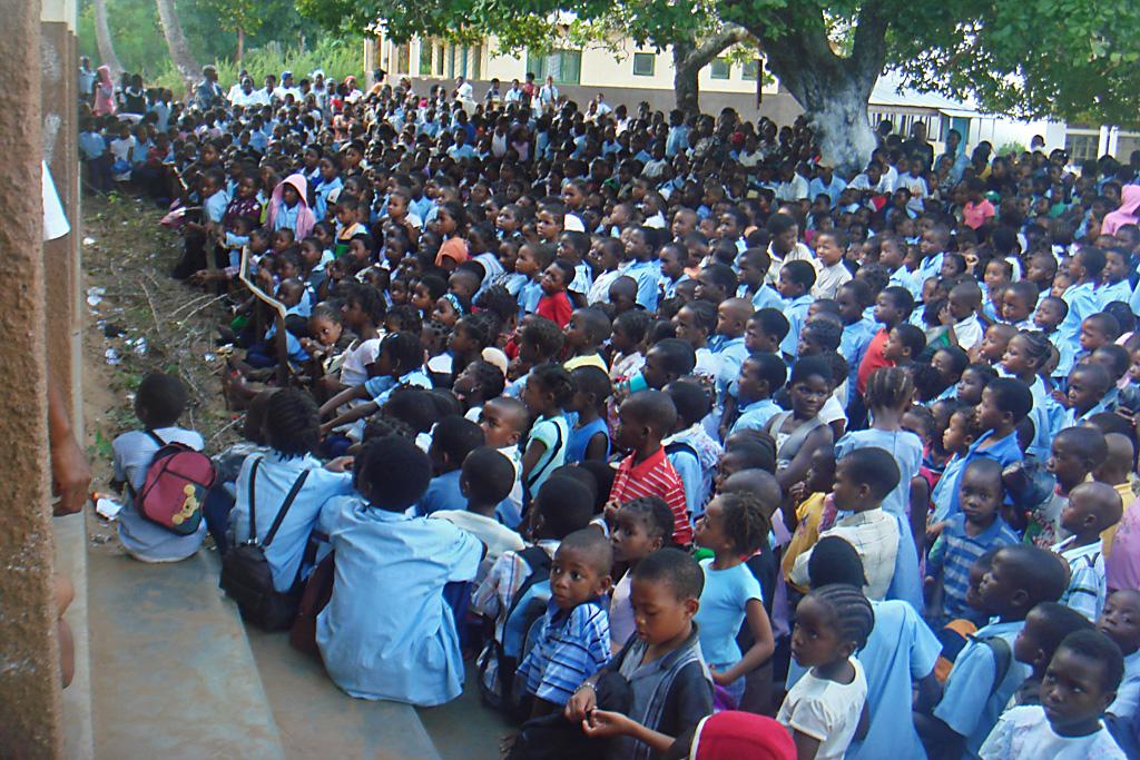 Inhambane (Fiesta escuela)