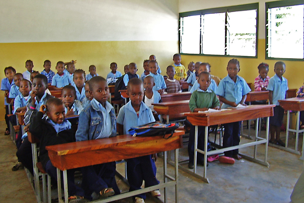 Inhambane (Interior aulas nuevas)