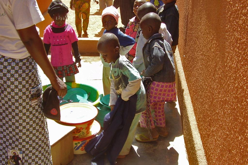 Ouagadougou (hay que recoger)