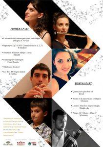 Programa concierto Morella ene-2017